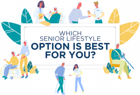 Which Senior Lifestyle Option is Best for You?